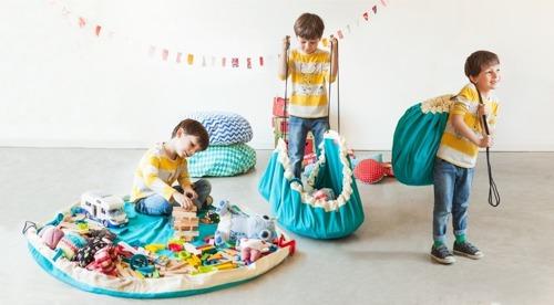 Play&Go - Worek Turkusowy
