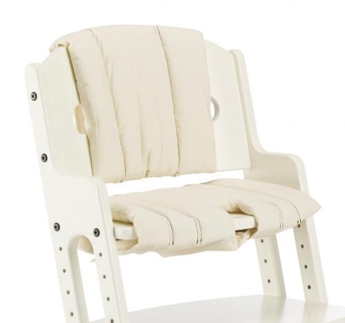 Poduszka do krzesła DanChair - COMFORT kremowa