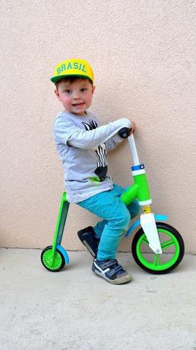 Scootandride - Highwaybaby 2w1 hulajnoga i rowerek 1+ Green