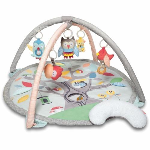 Skip Hop - Mata edukacyjna Treetop Grey/ Pastel