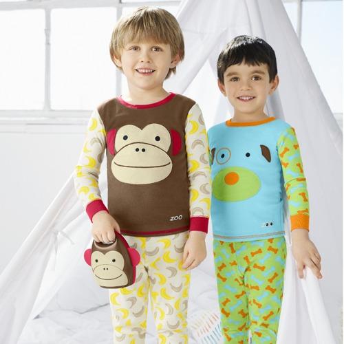Skip Hop - Piżama Zoo Małpa 5T
