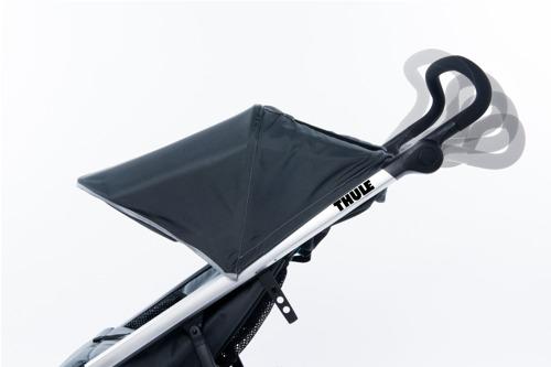 THULE Urban Glide 2 Blue wózek do biegania + gondola