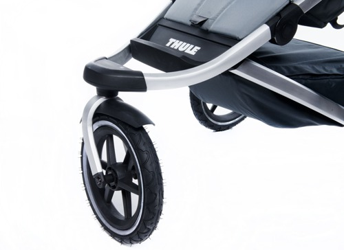 THULE Urban Glide 2 Dark Shadow wózek do biegania + gondola