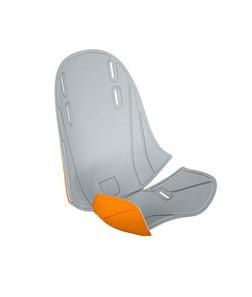 Thule RideAlong Mini - Miękki wkład jasnoszary / pomarańczowy