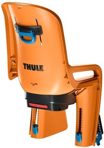 Thule RideAlong fotelik rowerowy - pomarańczowy