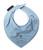 Elodie Details - śliniak/bandanka ORGANIC Petit Royal Blue
