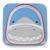 Skip Hop - Talerz Zoo Rekin